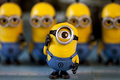 Minions and theology?