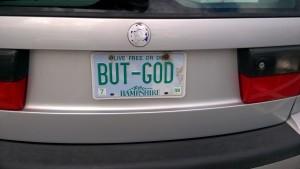 But God - Awesome, Terrifying and Hopeful